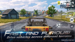 Rules of Survival pour PC Windows