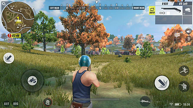Techniques rules of survival