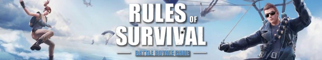 Télécharger Rules of Survival PC et Mac Gratuit